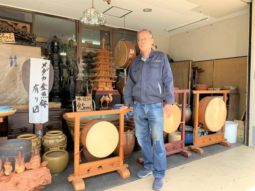テリー豊澤 スミコ美術店(本店) 店舗写真