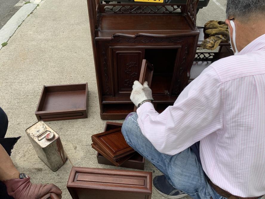木製品の修理ならスミコ美術店へご相談下さい!