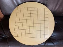 将棋盤  円型