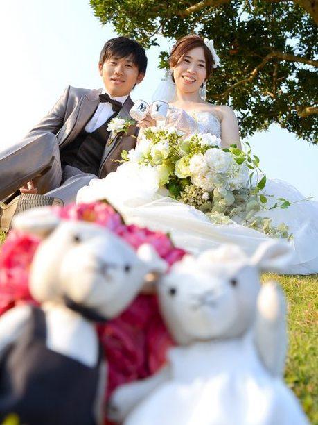 手作りいっぱい♪ 家族と仲間の絆WEDDING☆☆☆