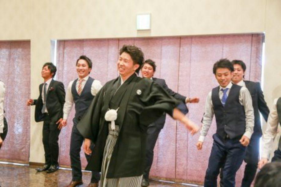 ゲスト皆様に楽しんでいただきたい!!おふたりの想いが詰まったHappy Wedding♥