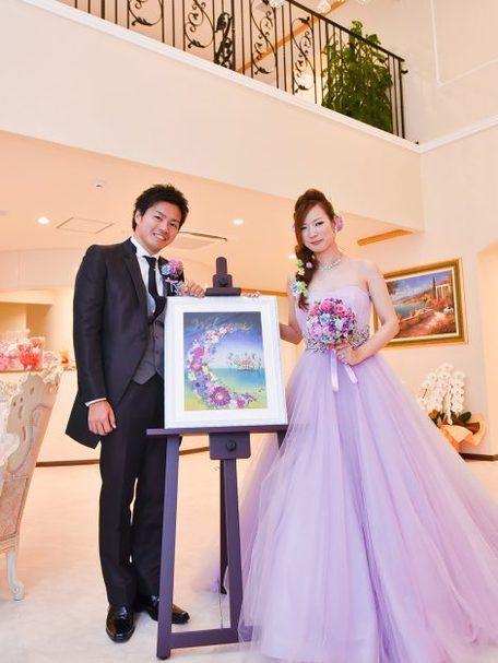 ゲスト全員で楽しむナチュラル笑顔Wedding!