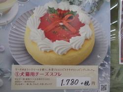 ☆彡クリスマスケーキ予約開始してます!☆彡1