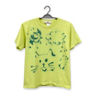 温度で色が変わるTシャツ