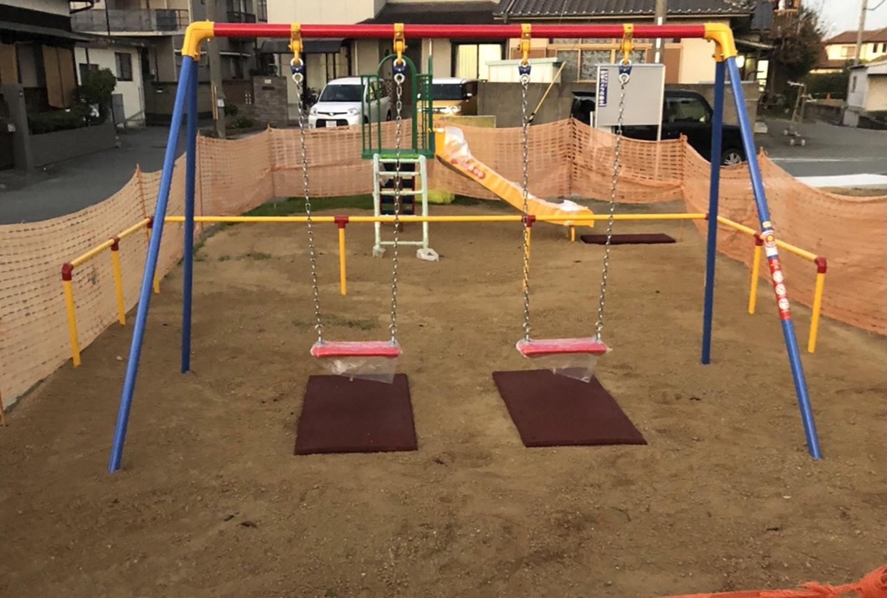 高砂市公園整備工事