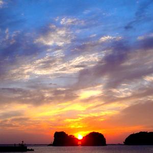 臨海浜の景色6