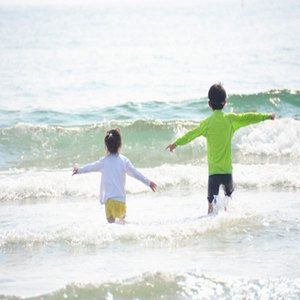 臨海浜の景色5