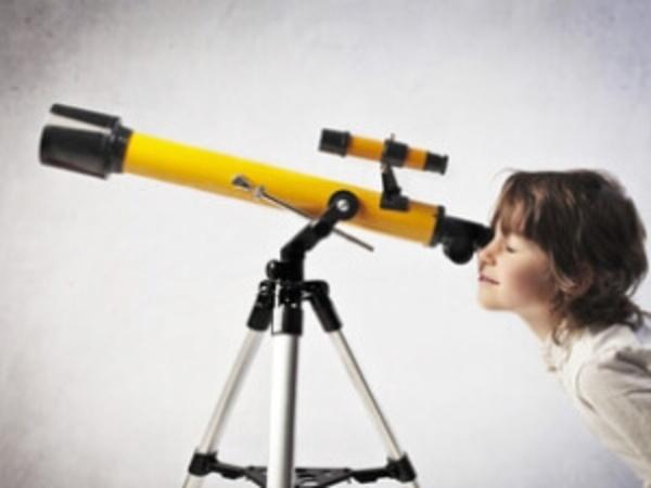屈折式望遠鏡