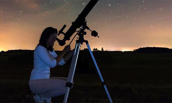 天体観測用機材をレンタルしてみませんか?