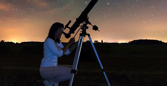 天体観測に必要な機材は? DO YOU NEED FOR ASTRONOMICAL OBSERVATION?