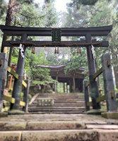 Visiting Atago-jinjya shrine