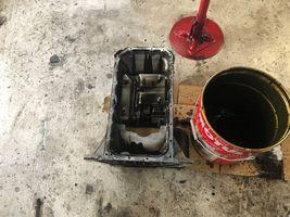 アトラス オイル漏れ オイルパン交換 クラッチO/H 整備 修理