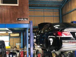クラウン ハイブリット 車検 点検 整備 摂津