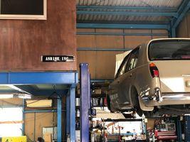マーチ 車検 点検 整備 修理 摂津 ベルトひび割れ交換