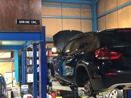 BMW X1 中古車販売 車検 点検 整備 ボディコーティング 摂津
