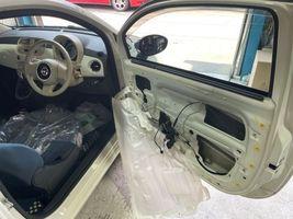 フィアット 運転席ドアガラス動かない レギュレーター交換 整備 修理 摂津
