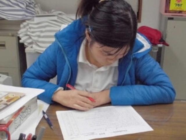 日本語猛勉強中