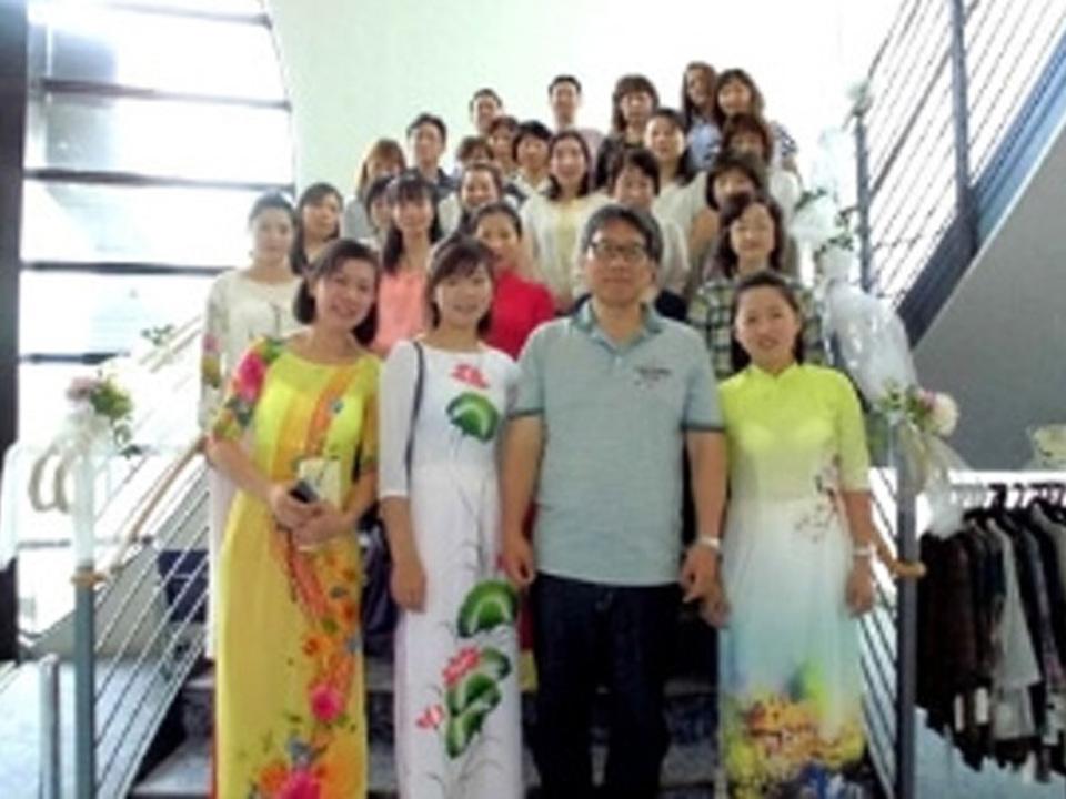 新人ベトナム実習生歓迎会