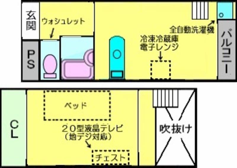 エクトIII【メゾネット】【702】2