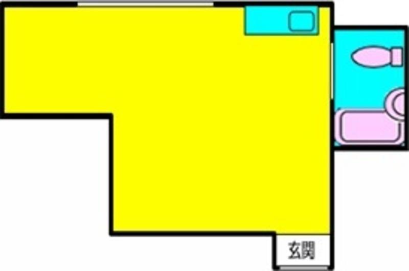 井上ビル【1R】【403】2