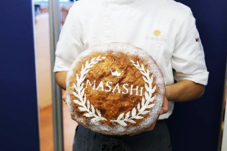 【クール便可】お子様の名前を入れて焼き上げる「一升パン」