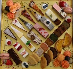 おうちでたべよう♪デザート&パンブッフェセット販売決定!!