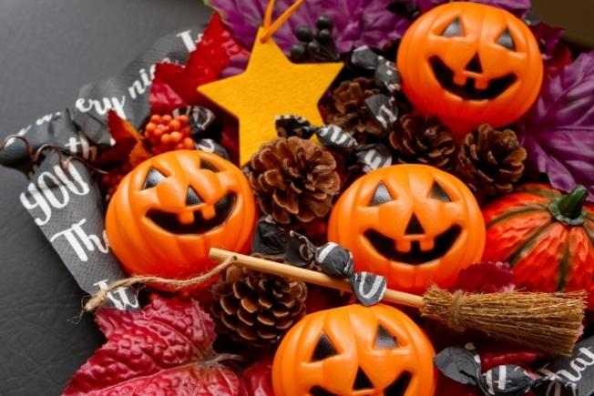 10月のデザートブッフェ はハロウィン&秋の味覚フェア