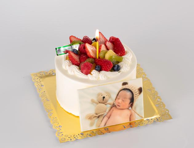写真ケーキのご予約承ります