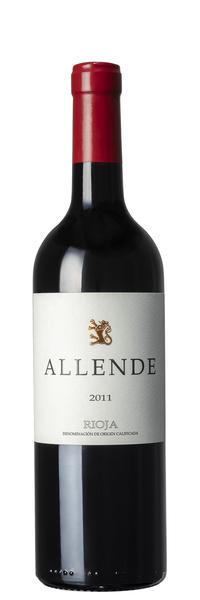 アジェンデ・ティント Allende Tinto1