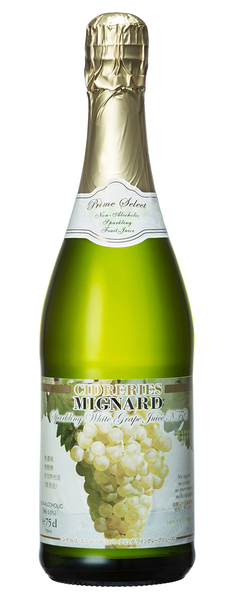 シドルリ・ミニャール スパークリング ワイングレープ ジュース白1