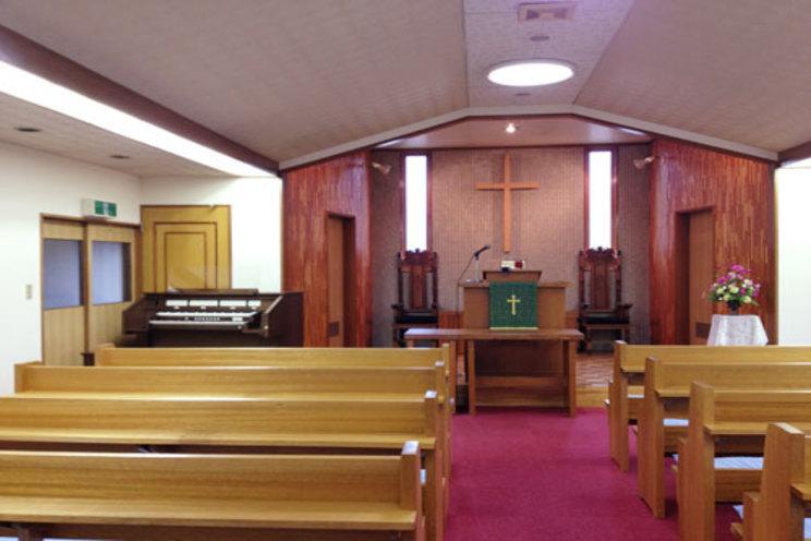 日本基督教団春採教会