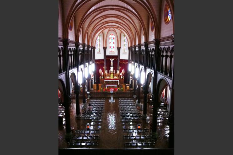 カトリック今村教会