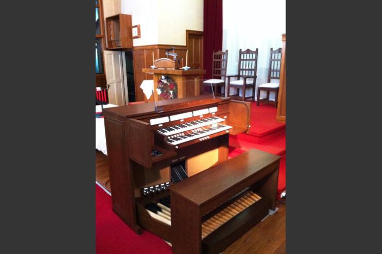 松山バプテスト教会