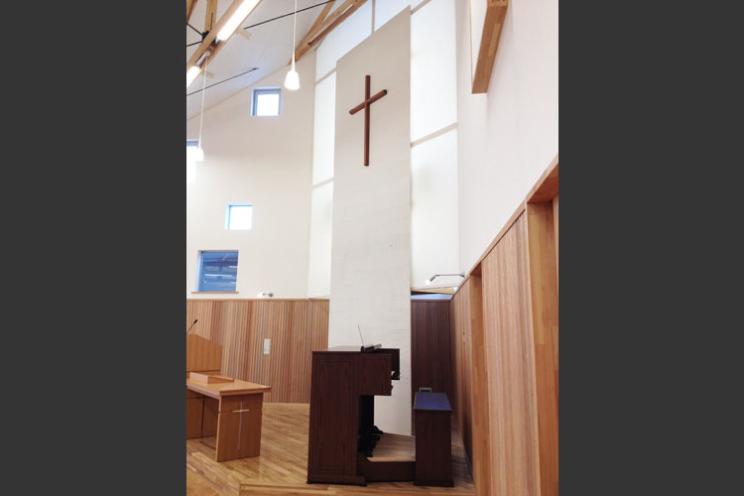 日本基督教団愛知教会
