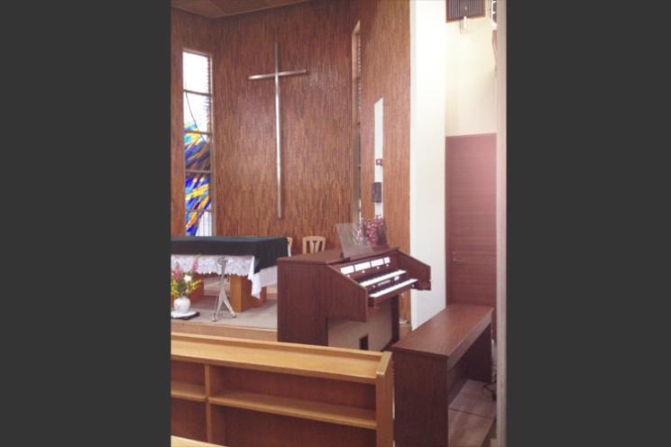 カトリック高蔵寺教会
