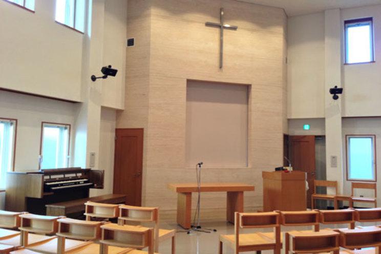 日本バプテスト連盟 三島バプテスト教会