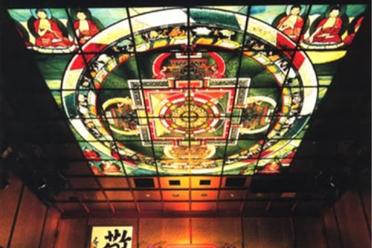 東大阪玉泉院「マンダラ」