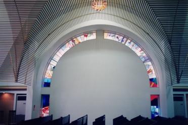 ホテルサンバレー那須 太陽の教会