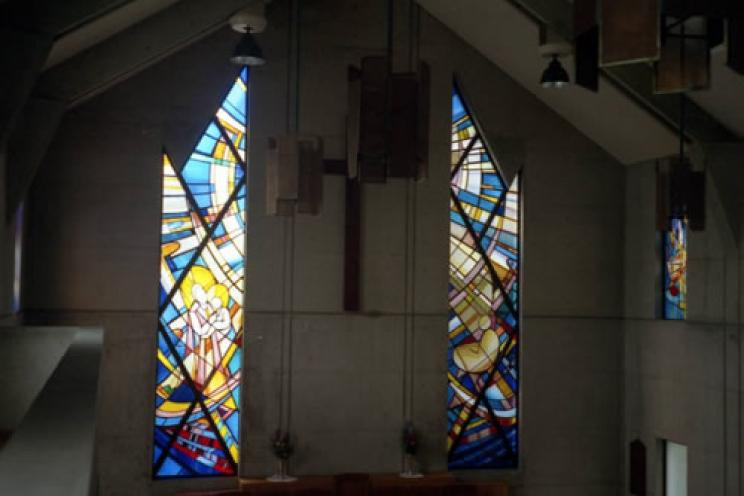 日本聖公会 志木聖母教会