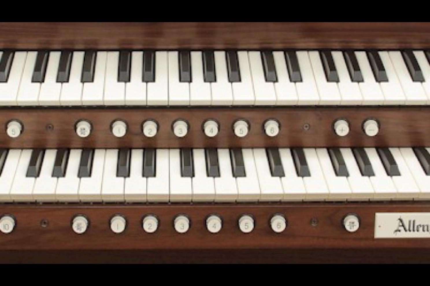 アーレン純正鍵盤