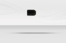 【アクセサリー】ミシガンオートロックタイプ用・ブレード調整ネジ《No.MDT401》