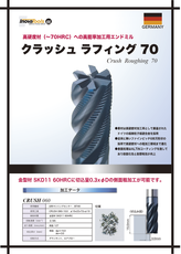 【INOVATOOL】クラッシュラフィング70(カタログ)