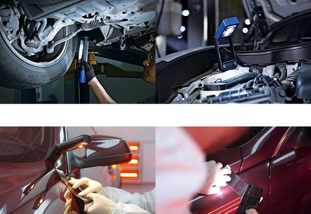 TAKENOW プロ用LEDワークライト, UVライト、UV硬化ライト2
