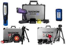 【TAKENOW 】プロ用LEDワークライト, UVライト、UV硬化ライト