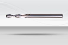 【超硬エンドミル】ロング刃超硬エンドミル 2枚刃《No.EN020L、No.EN020XL》