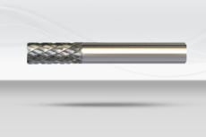 【特殊材料用エンドミル】ガラス材・複合材・非鉄金属材料用マルチエンドミル 《No.66M、No.66MR》