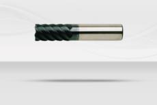 【超硬エンドミル】高硬度材加工用・6枚刃《No.169》