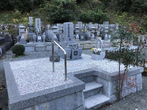 8㎡和型墓石