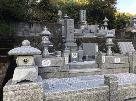 12㎡和型墓石