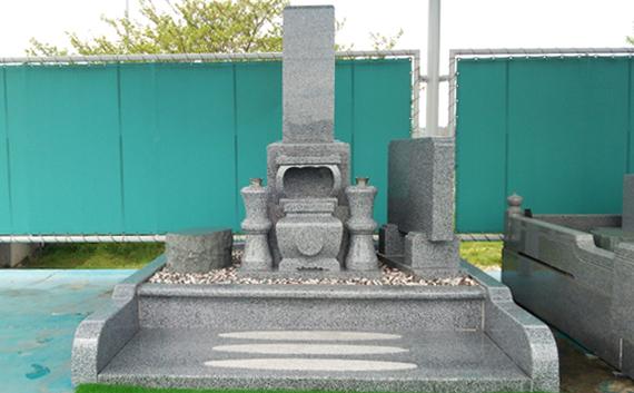 和型デザイン墓石(4㎡)